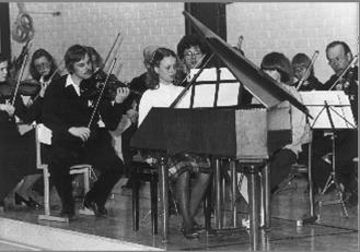 Musiikkiyhdistys 10 vuotta 1982